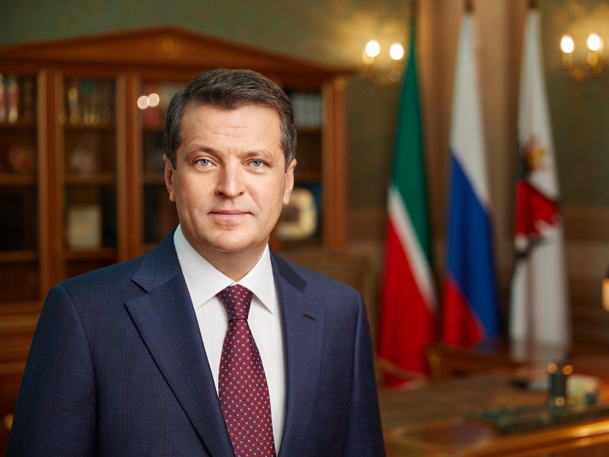 Мэр Казани