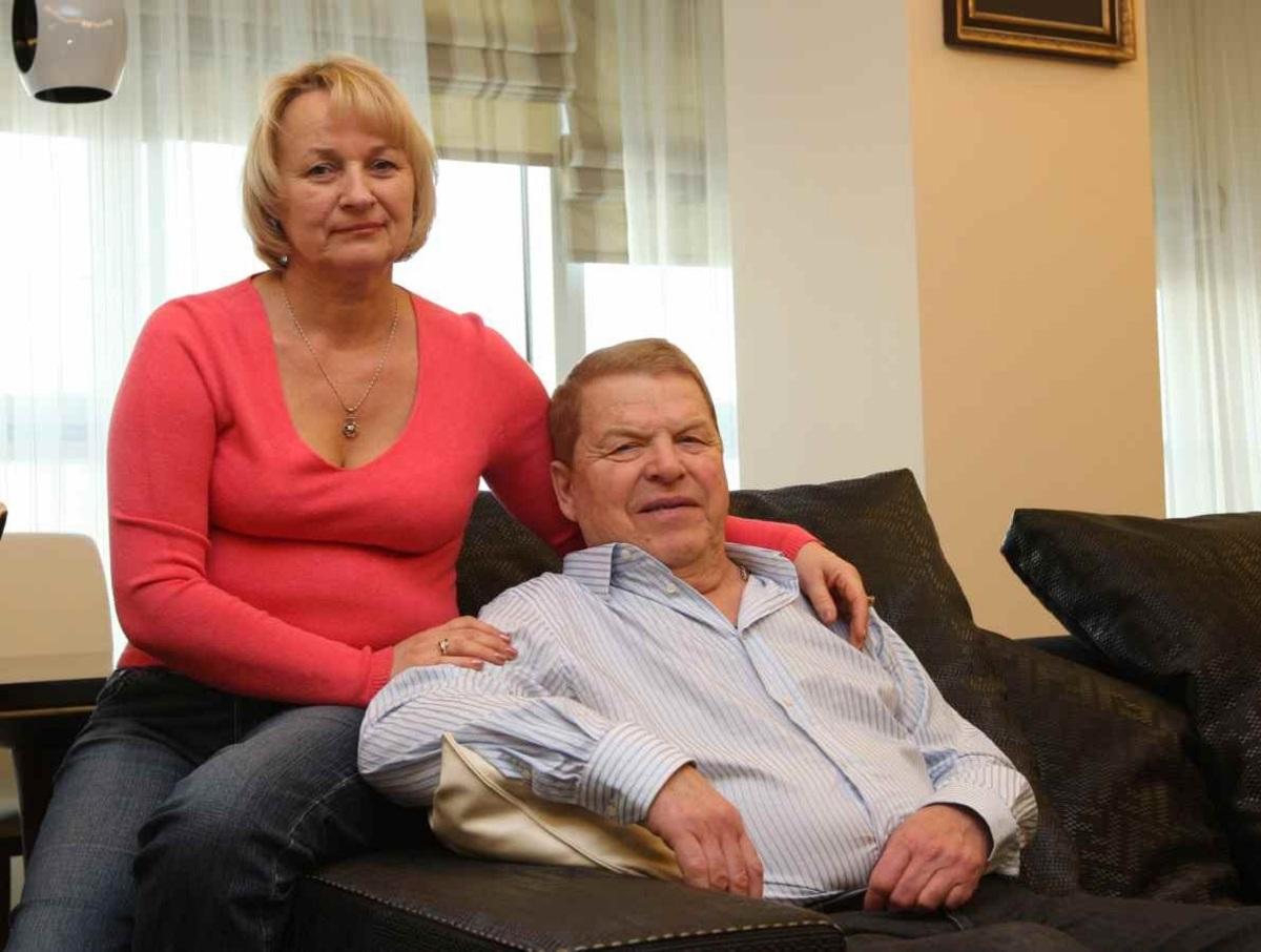 Вдова Михаила Кокшенова обвинила его любовниц в краже наследства