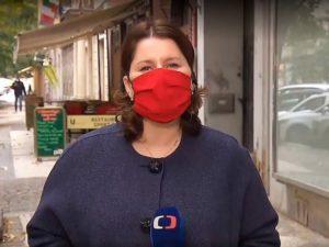 Чешский министр, забыв про микрофон, назвала премьера «дебилом»