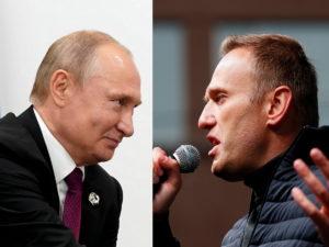 Навальный ответил на слова Путина о разрешении выпустить его на лечение за границу