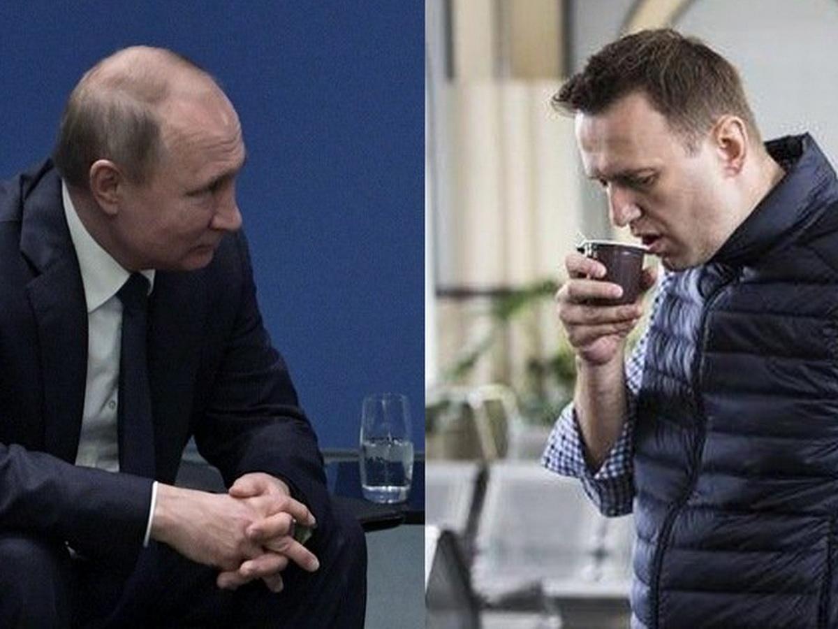 Путин лично распорядился выпустить Навального в Германию