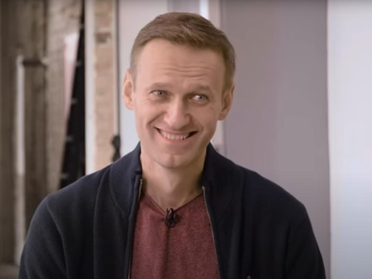 Навальный дал интервью Юрию Дудю