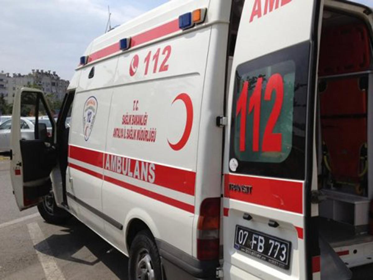 Окно убило россиянина в Турции