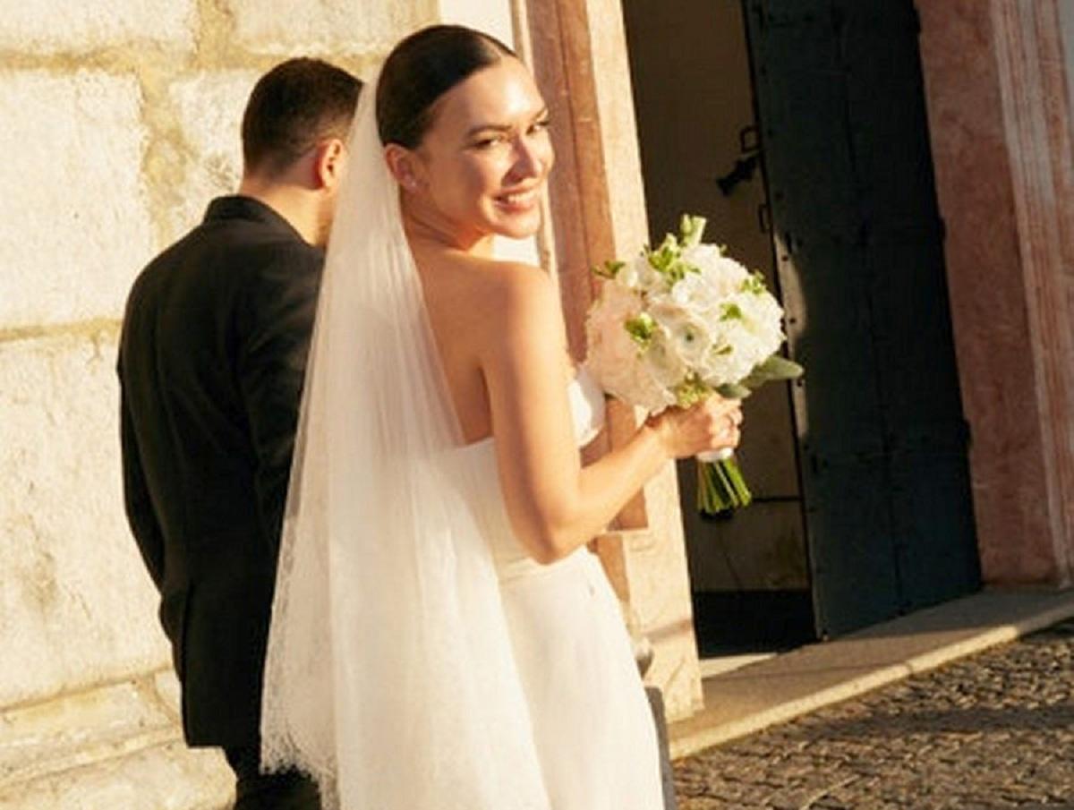Ольга Серябкина тайно вышла замуж и показала фото со свадьбы