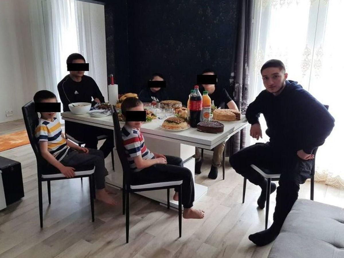 Опубликованы фото чеченца Анзорова