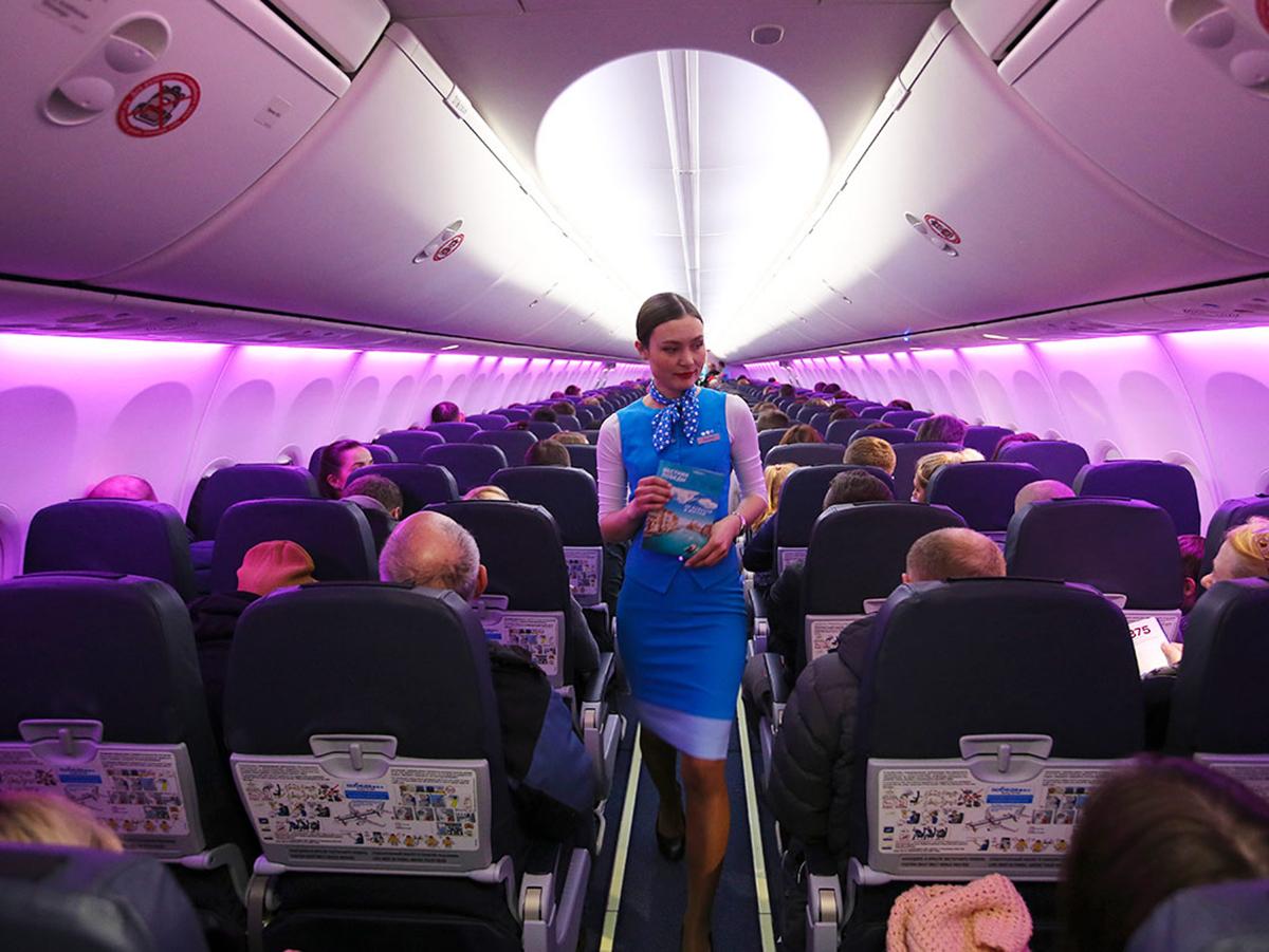 Авиакомпания Победа
