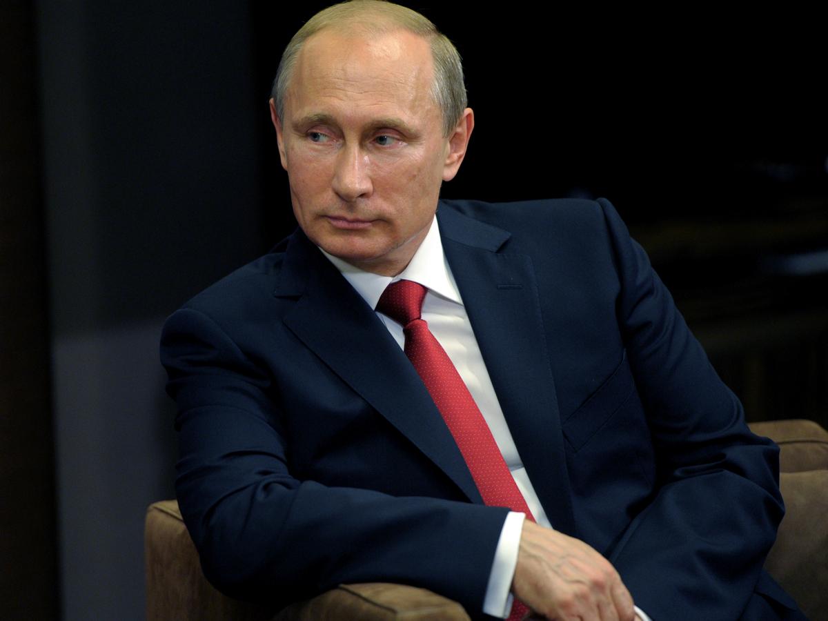 Путин СМИ критика власти