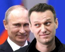 Навальный после отравления поднялся на 4 место в рейтинге доверия россиян