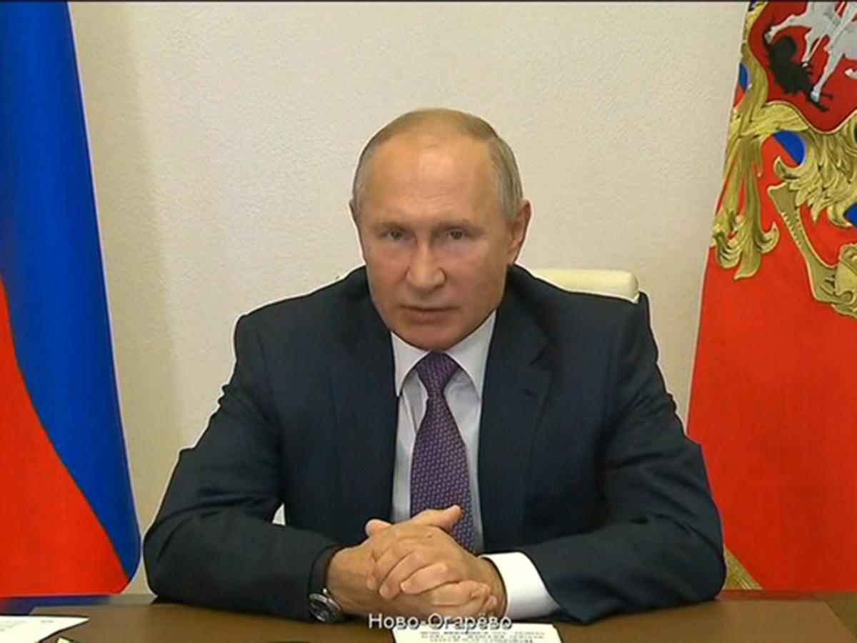 Путин рассказал о коронавирусе