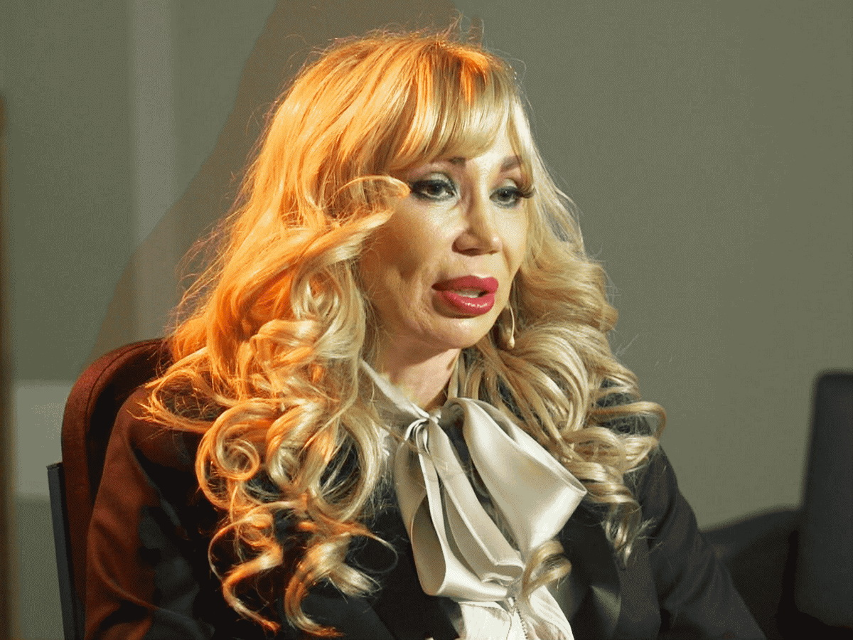 Маша Распутина уже 27 раз стала бабушкой
