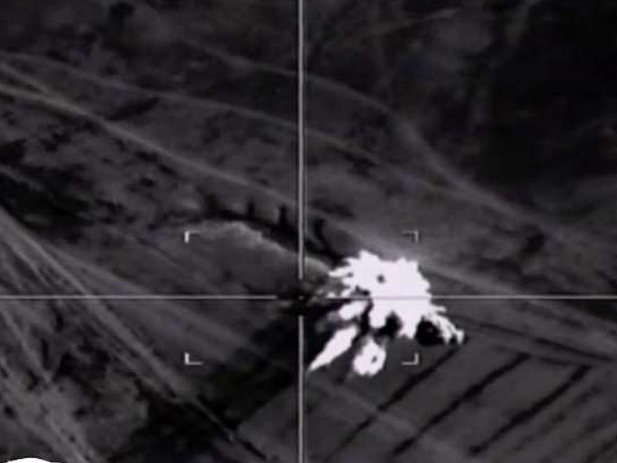 Россия отомстила за гибель гегерала в Сирии