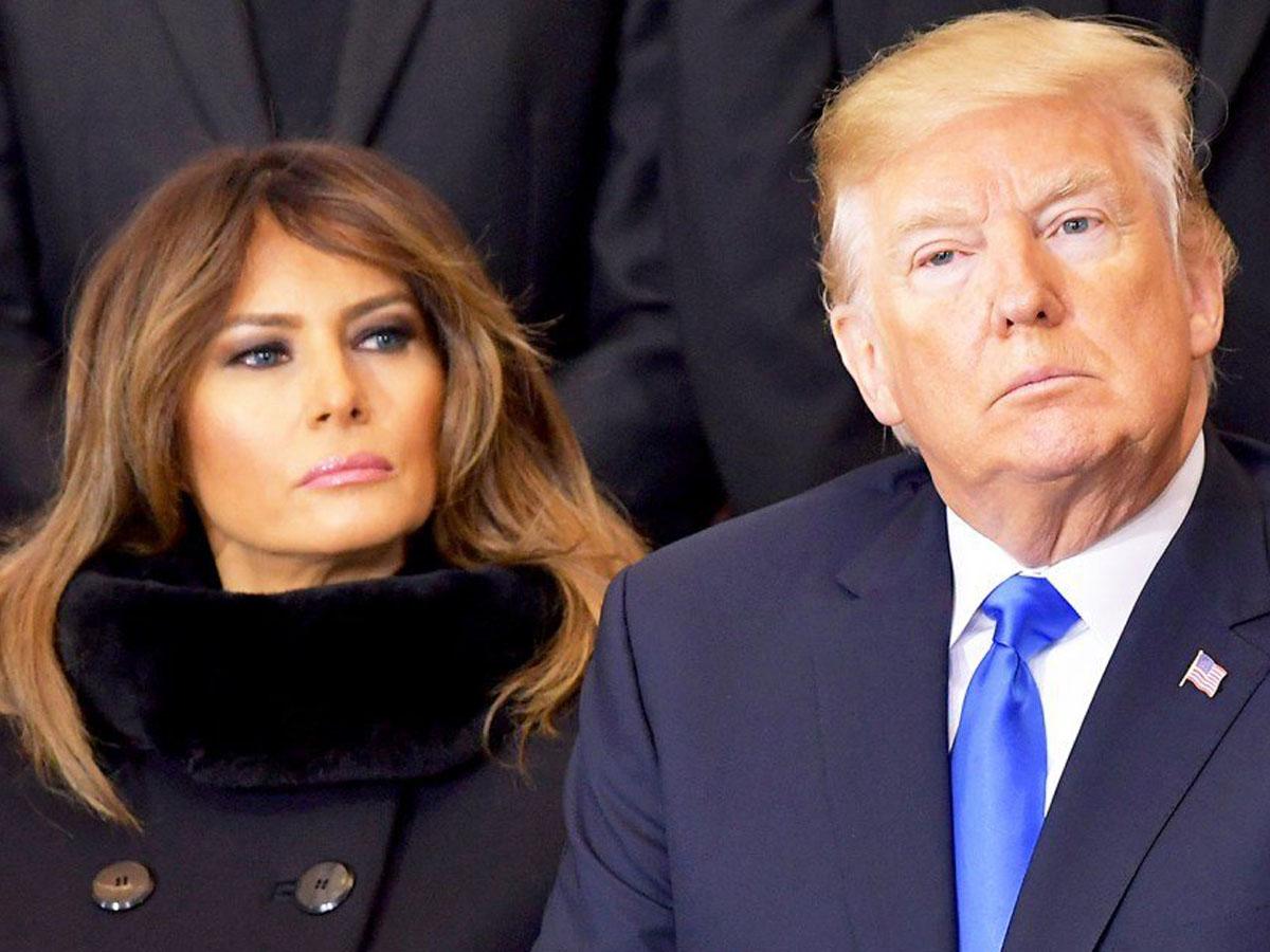 состояние трампа ухудшилось