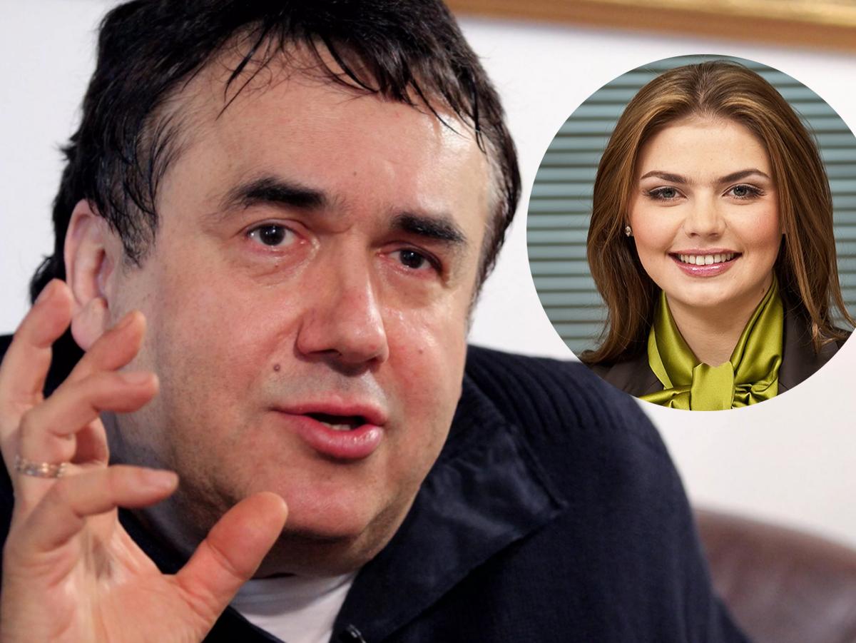 Садальский опубликовал фото Кабаевой
