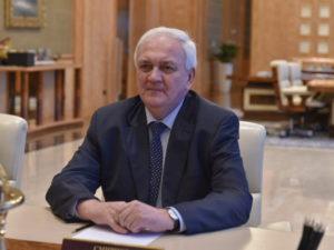 генерал армии Сергей Смирнов уволен