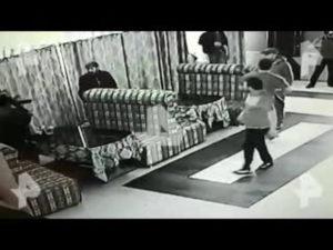 убийство бойца ММА Шамиля Абдулмуслимова попало на видео