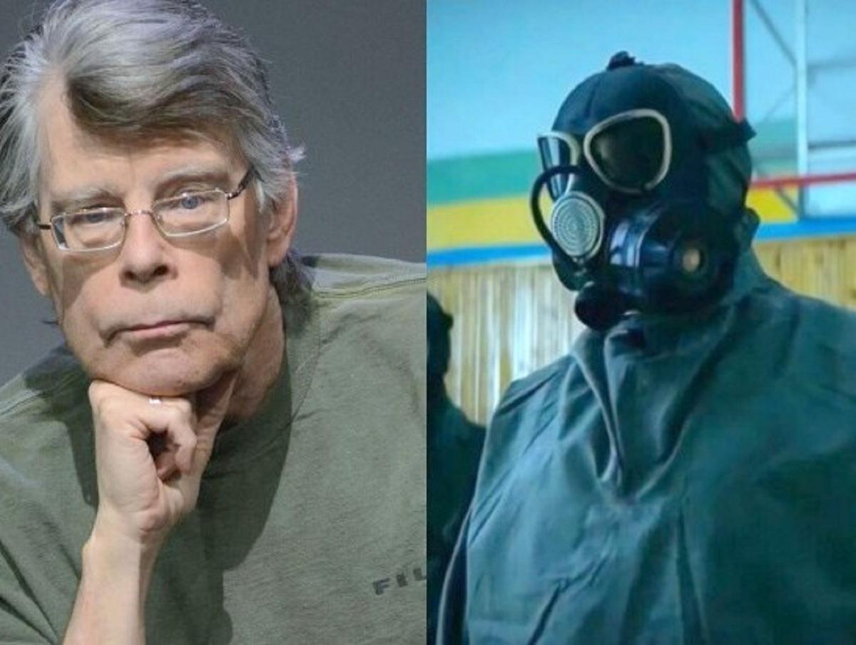 «Все пьют водку»: Стивен Кинг оставил отзыв о российском сериале «Эпидемия»