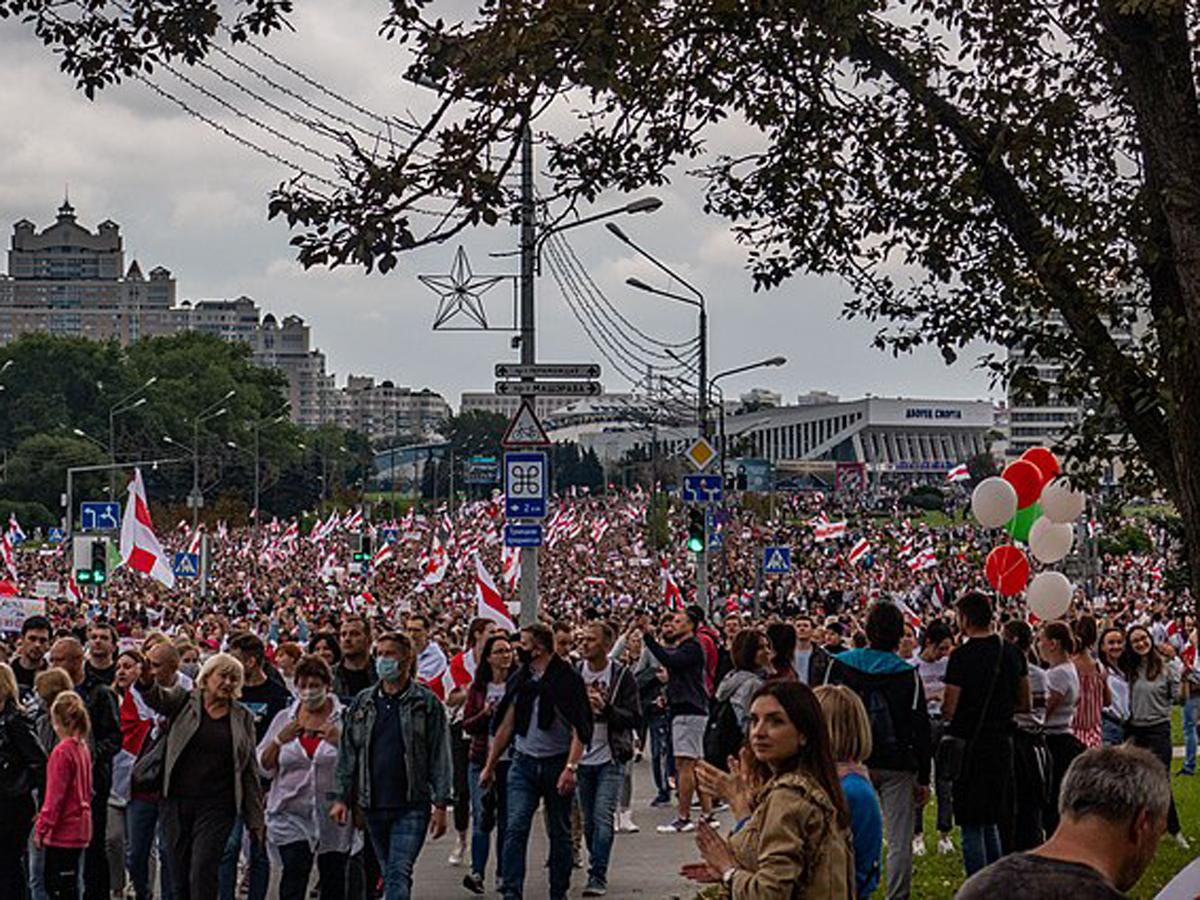 Беларусь 500 уголовных дел о массовых беспорядках