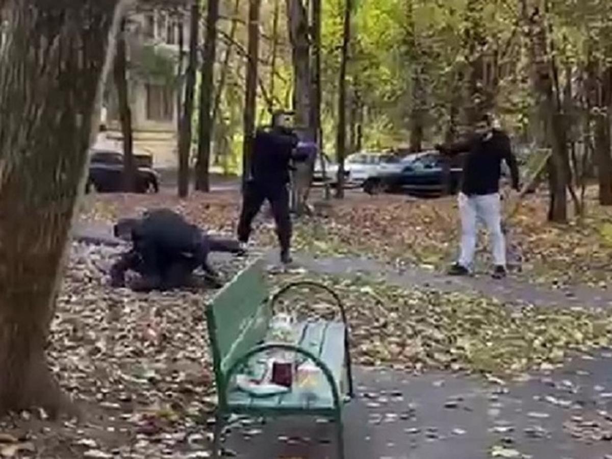 В Москве полиция стрельба пьяные
