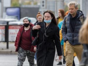 В России более 15 000 случаев COVID