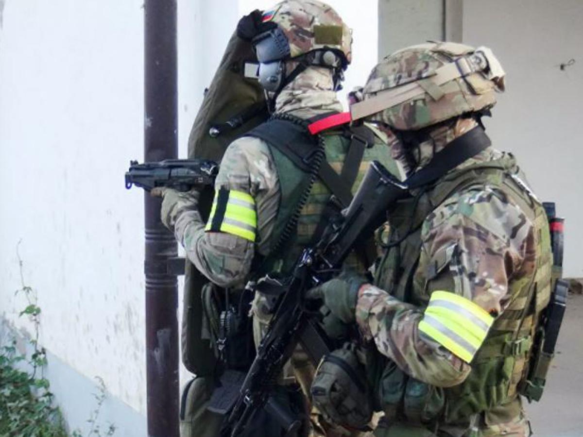 В перестрелке в Грозном погибли трое силовиков