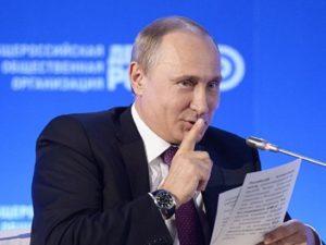 Соловьев опубликовал новую подборку шуток Путина