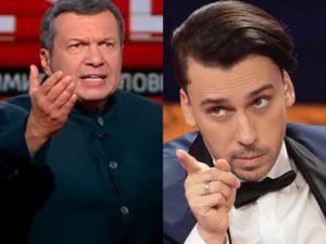 Соловьев напомнил Галкину о «жидах» от Навального