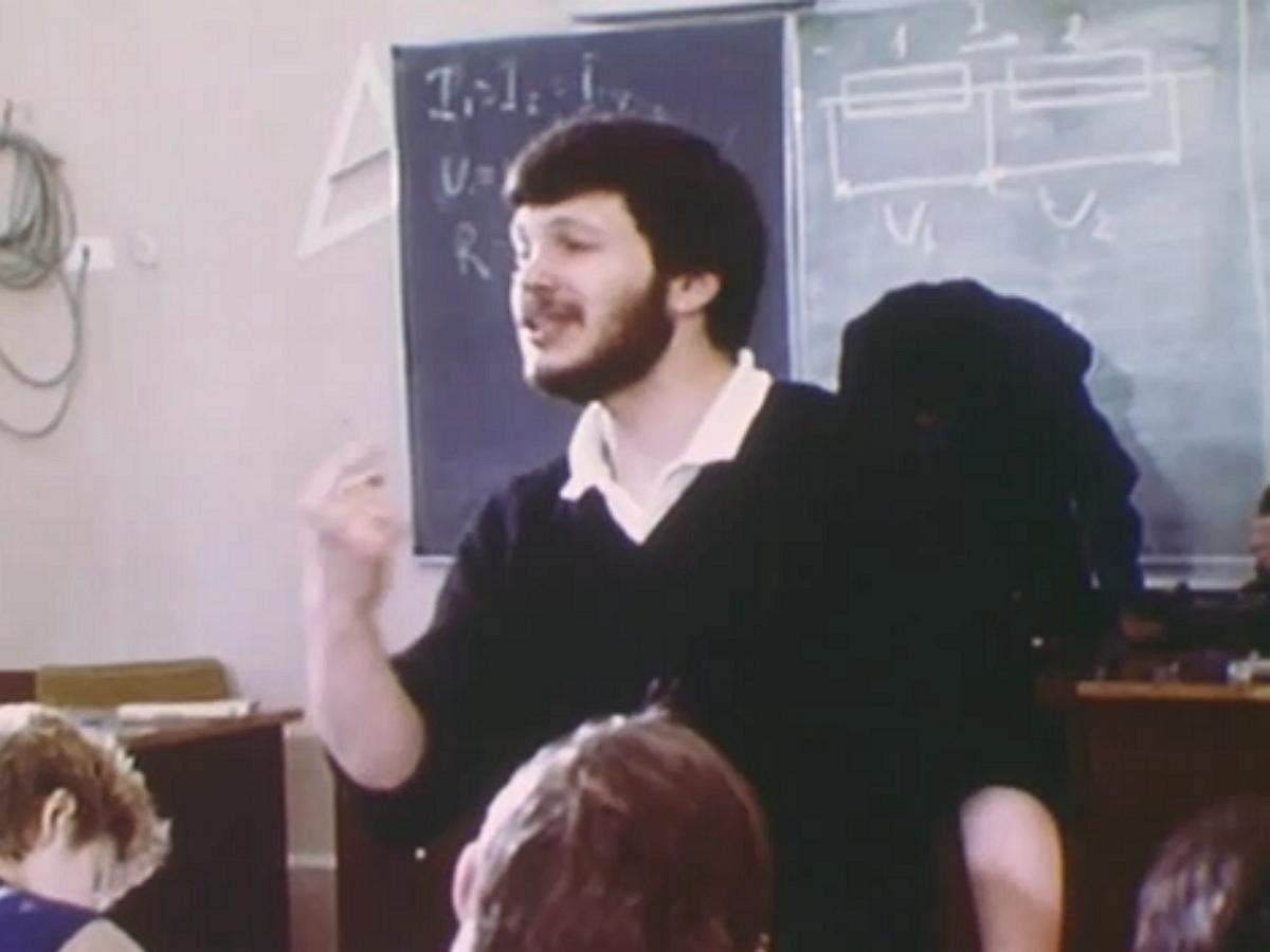Архивное видео с молодым Соловьевым появилось в Сети