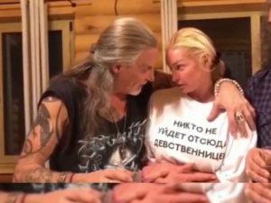 Пьяные Волочкова и Джигурда