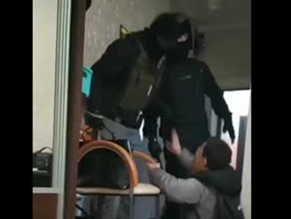 Задержание Минск