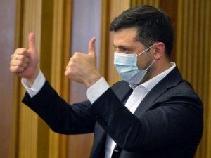 Зеленский о украинской вакцине