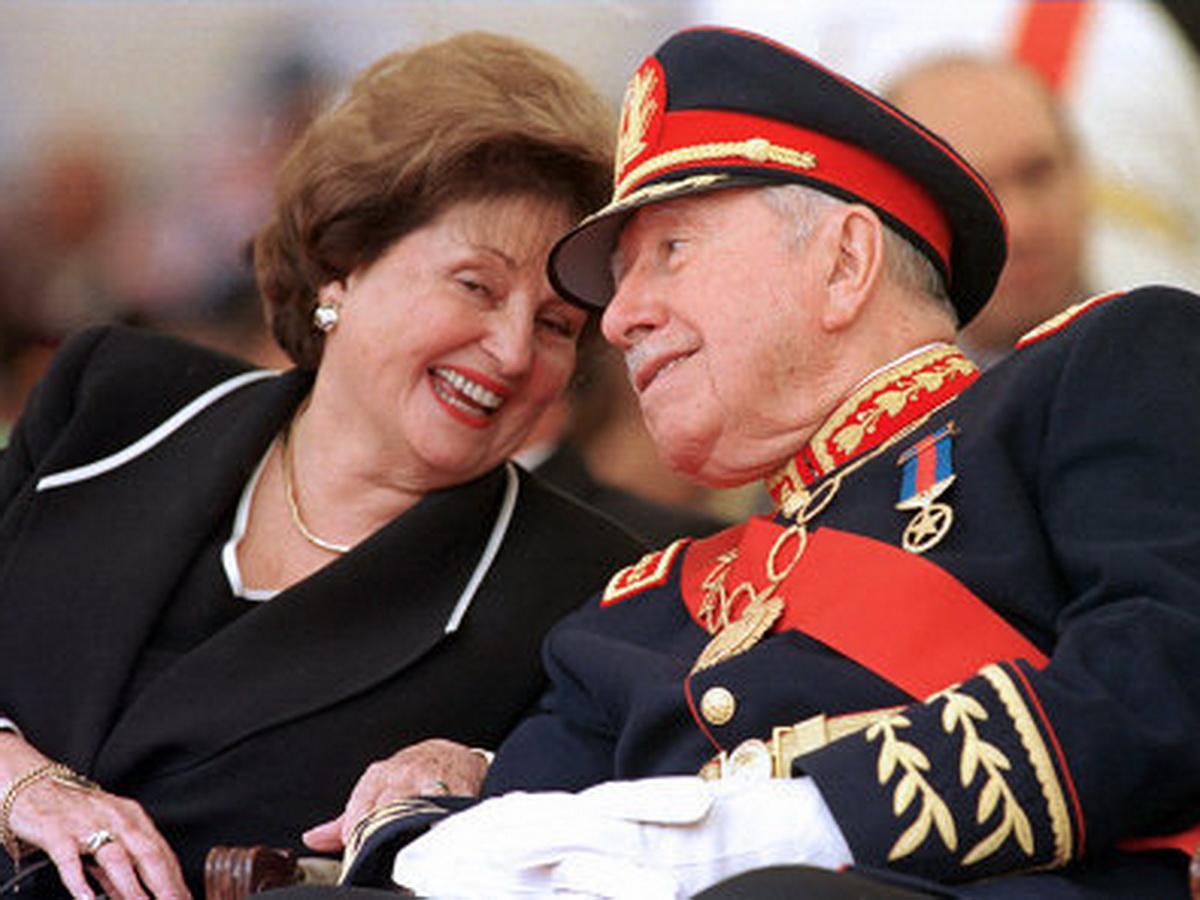 Жены диктаторов