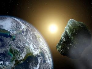 Перед выборами в США на Землю может упасть астероид