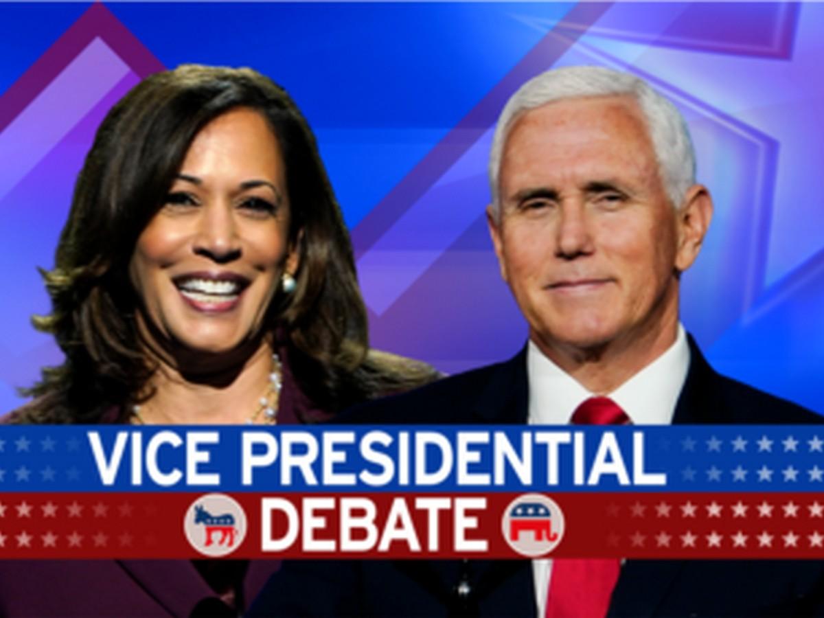 На дебатах кандидатов в вице-президенты США, кажется, победила муха