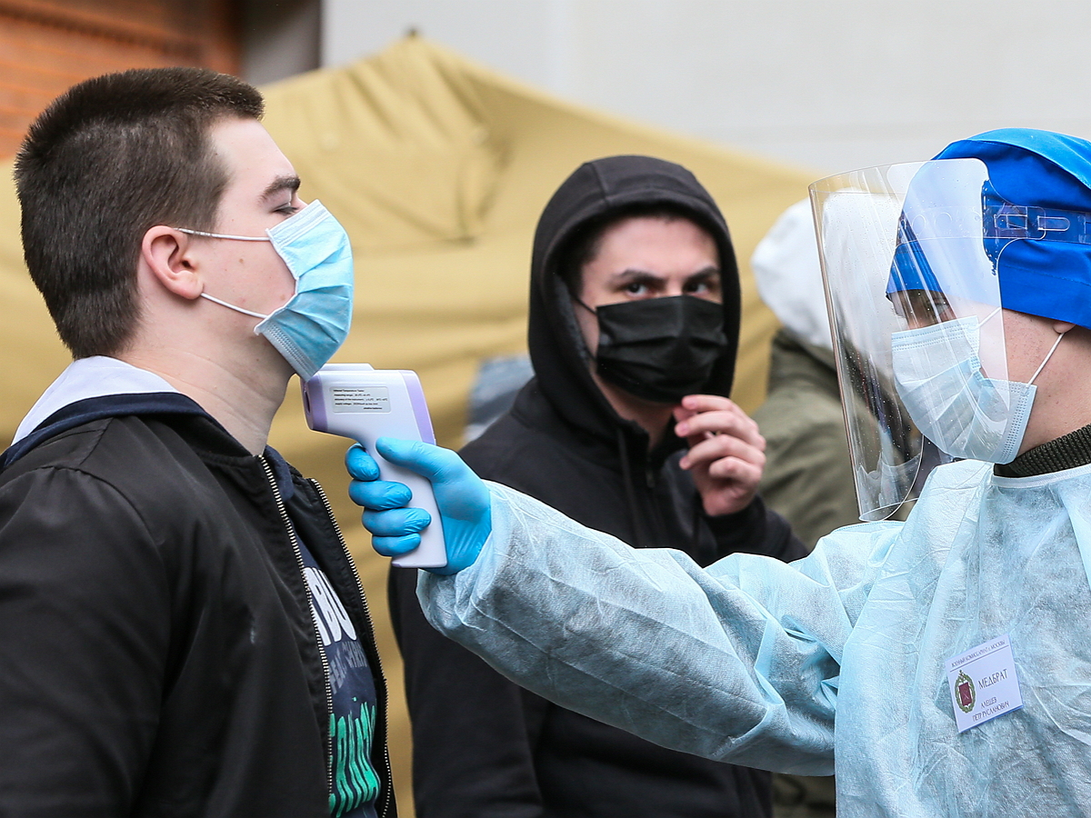 Назван новый опасный симптом коронавируса