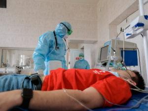 Выявлен новый странный симптом коронавируса