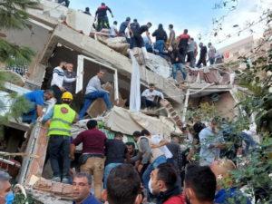 Число жертв землетрясения в Турции возросло до 6
