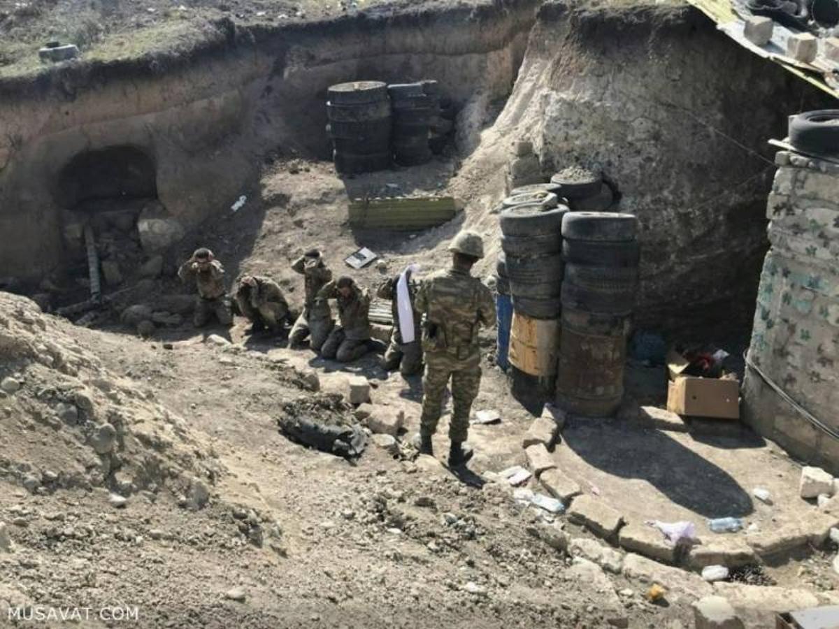Армения уничтожила крупное подразделение ВС Азербайджана
