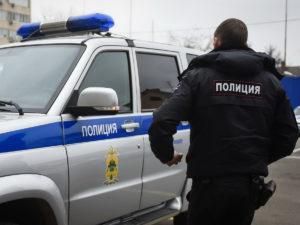 В Ингушетии 15-летний подросток на Porsche Cayenne протаранил полицейские машины