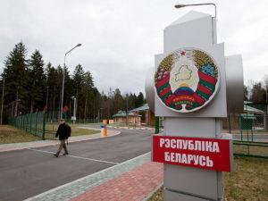 Белоруссия ограничила въезд через наземные границы всем кроме россиян