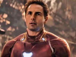 Tom Cruise is Iron Man