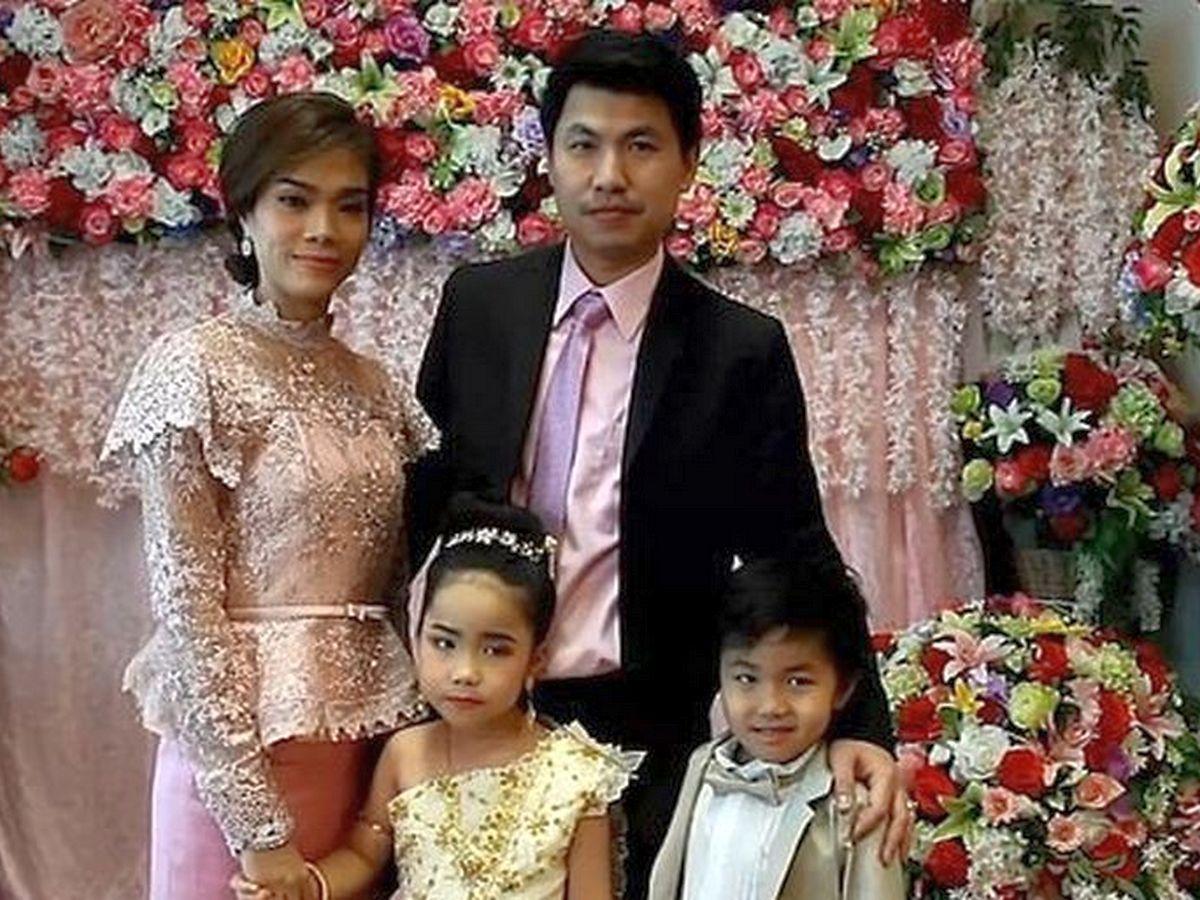 Свадьба 6-летних детей состоялась в Тайланде