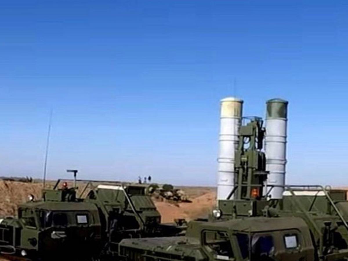 видео Турция российские С-400