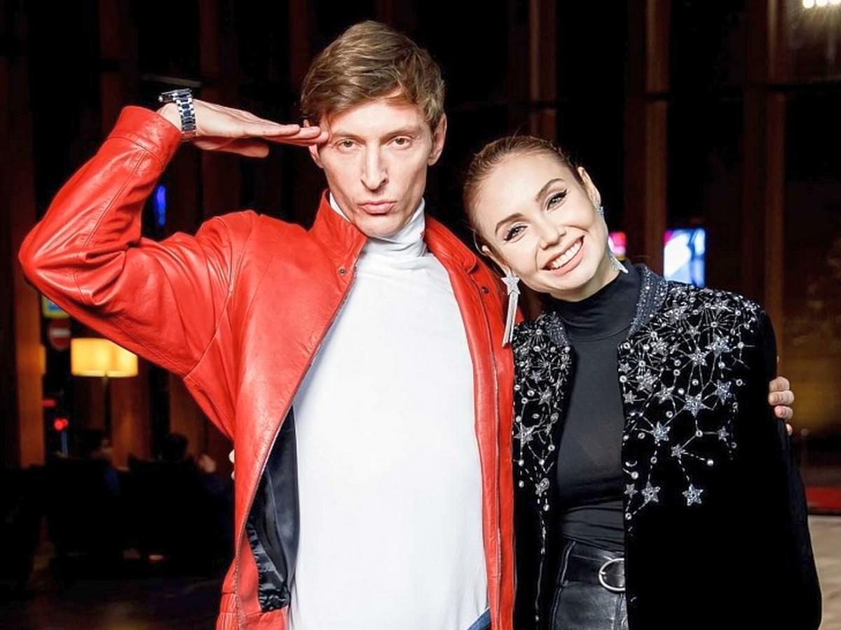 Павел Воля и Утяшева