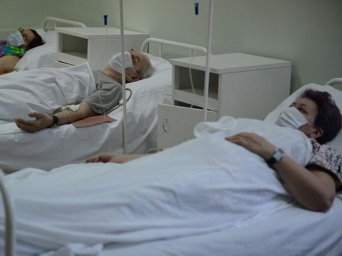 выявления COVID-19 без симптомов