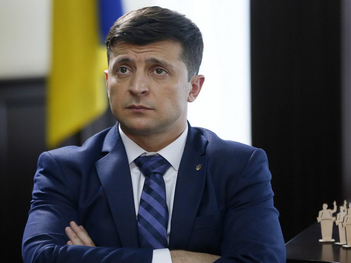 Зеленский назвал условие для ухода с поста президента