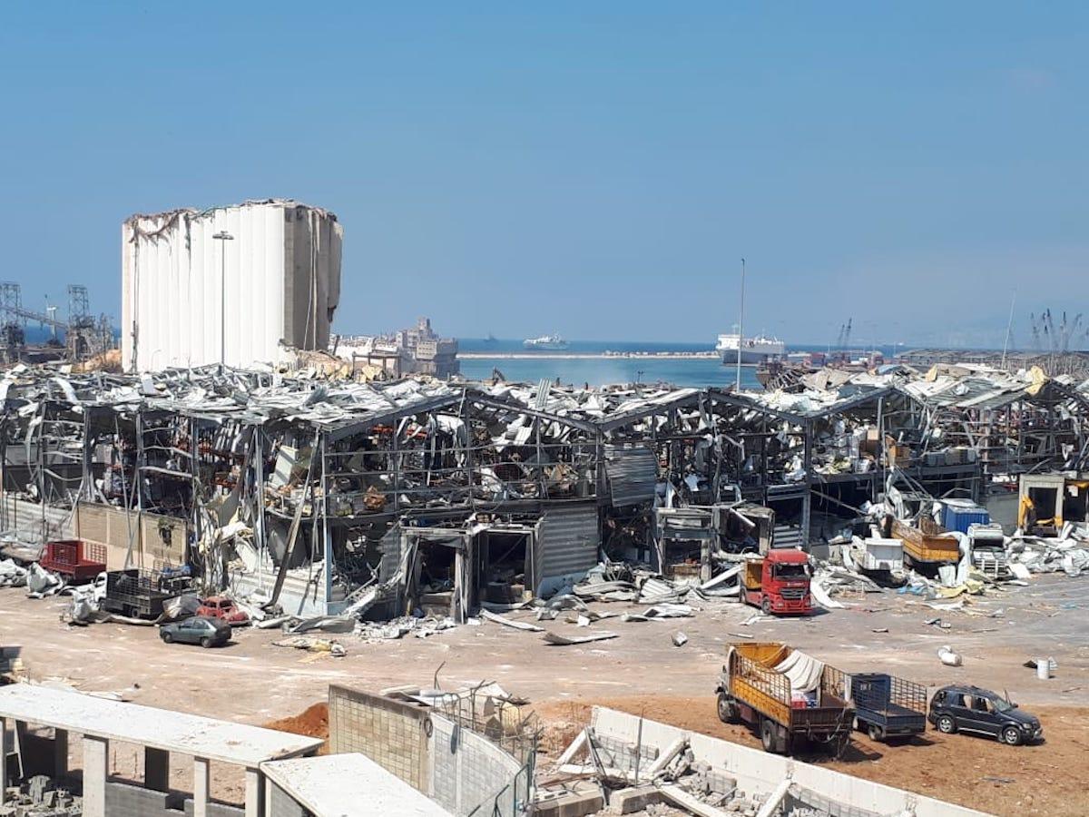 Самые мощные неядерные взрывы, от которых пострадали целые города