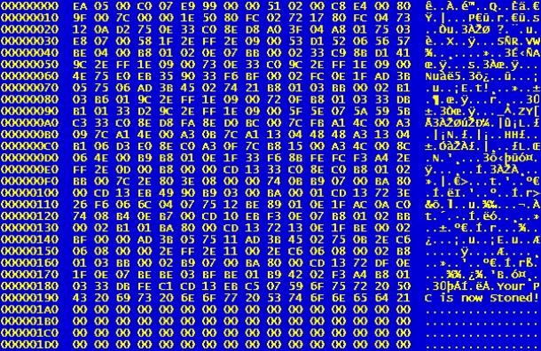Самые опасные и разрушительные компьютерные вирусы в истории