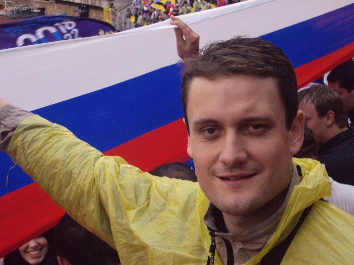 Алексей Федоров