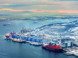 Высокоскоростной Интернет в Арктике