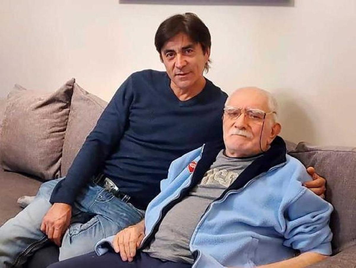 Сын Джигарханяна опубликовал последнее прижизненное фото отца